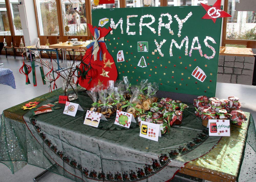 Ein stimmungsvoller Nachmittag – Der Weihnachtsbasar am 5. Dezember ...